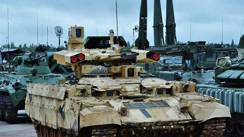 """Nuevas armas de Rusia demuestran que """"es imposible lograr la superioridad militar"""""""