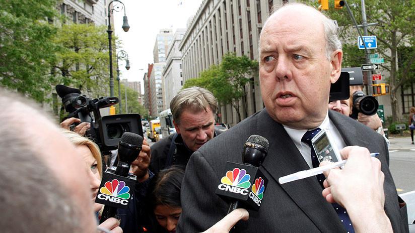 Dimite el principal abogado de Trump en el caso de la supuesta injerencia rusa