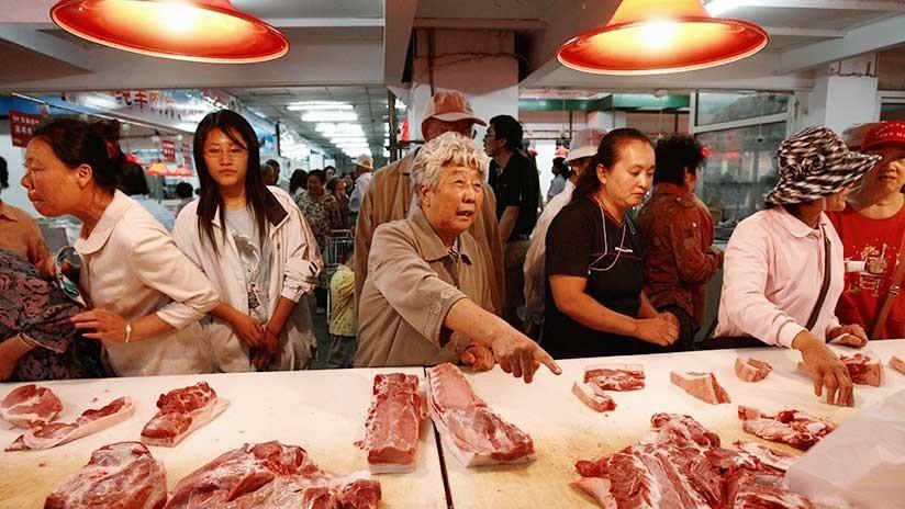 China anuncia réplicas con aranceles a la carne de cerdo, el aluminio y otros productos de EE.UU.
