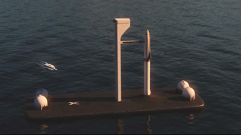 ¿En este sitio se construirán los revolucionarios cohetes BFR de SpaceX?