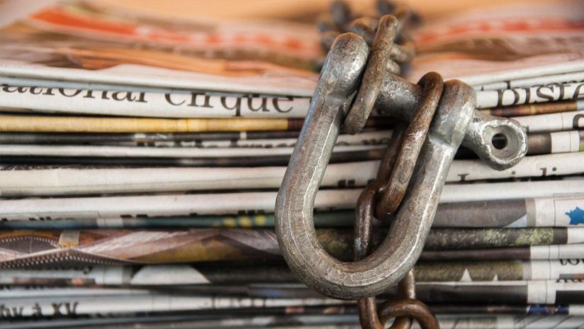 """Kremlin: """"El objetivo de los medios anglosajones es no ser objetivos"""""""