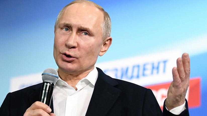 Estos son los planes de Putin para el nuevo mandato presidencial