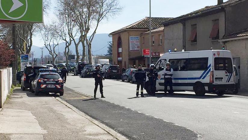 Al menos 4 muertos y 16 heridos tras una toma de rehenes en Francia
