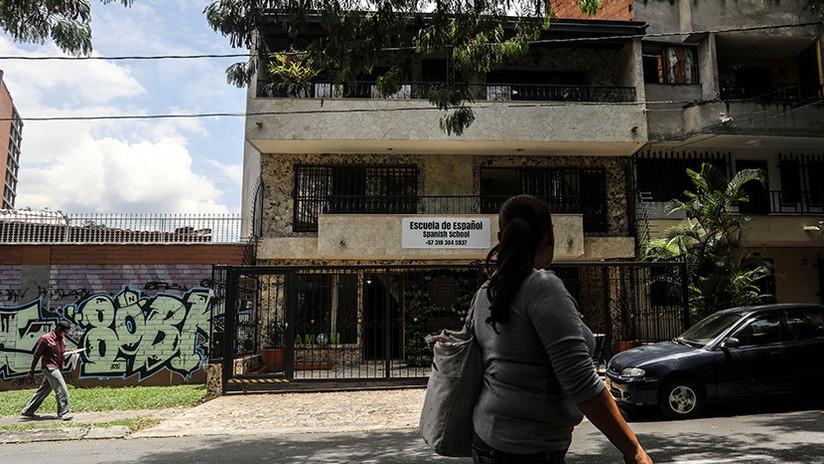FOTO: Afirman haber captado al fantasma de Pablo Escobar en la casa donde vivía
