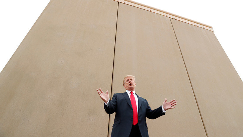 Trump amenaza con vetar la Ley de Gastos por la falta de financiación de sus políticas migratorias