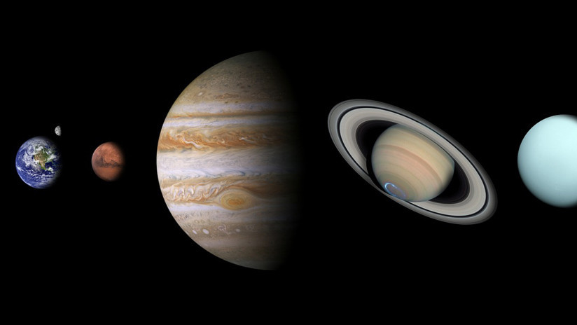 Proponen expertos otra versión sobre formación del Sistema Solar