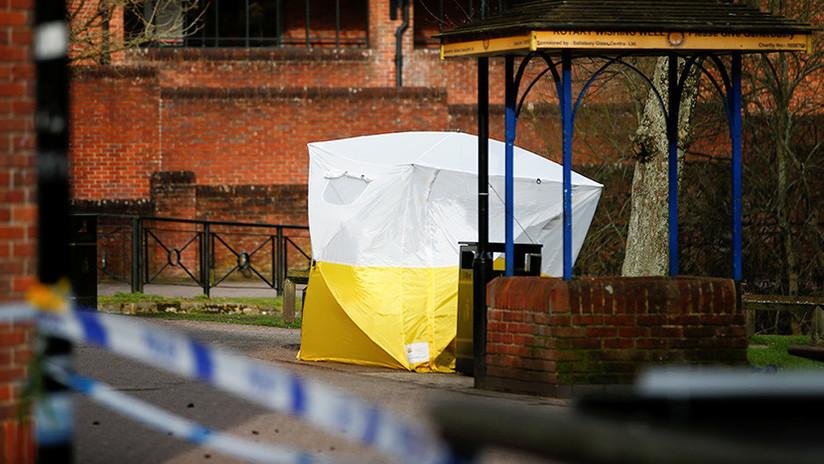 """""""El incidente químico en Salisbury es una trama artificial que persigue objetivos concretos"""""""