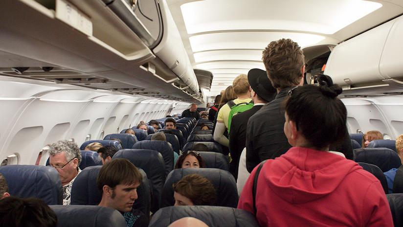 Reserve estos asientos si no quiere enfermar durante sus vuelos intercontinentales