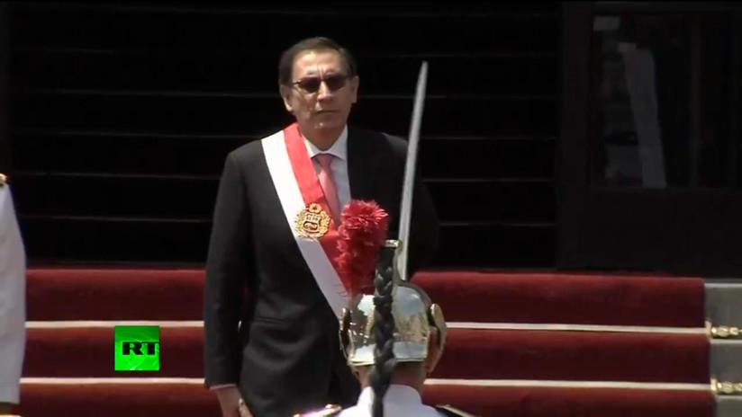 Martín Vizcarra, nuevo presidente de Perú