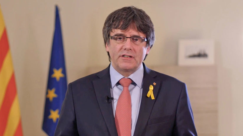 Juez mantiene a Puigdemont en prisión como medida cautelar — Alemania