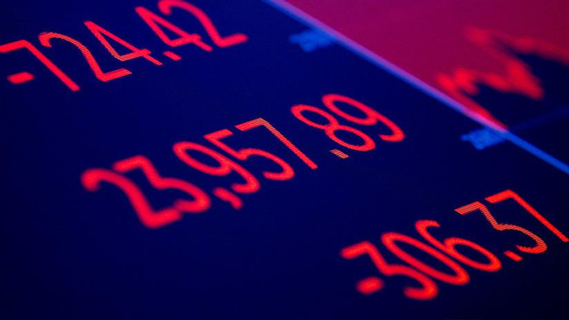 En caída libre: El Promedio Industrial Dow Jones cierra su peor semana en dos años