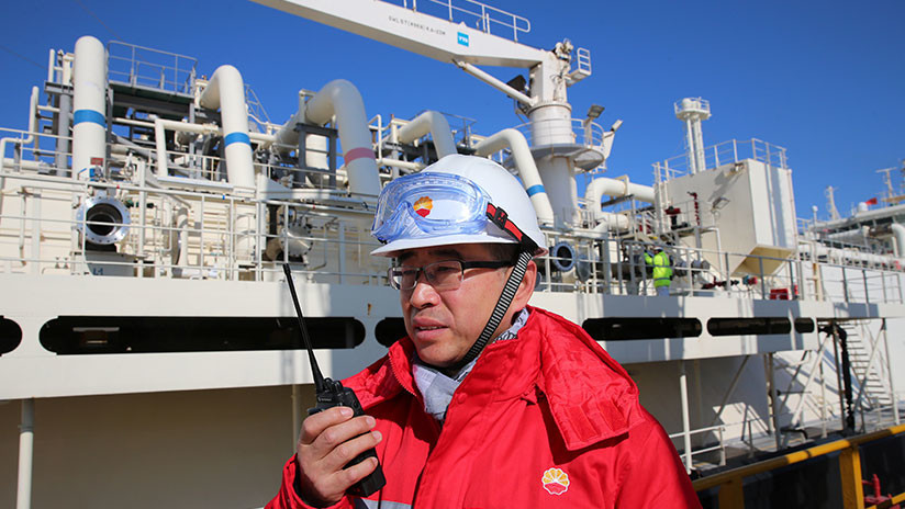 EE.UU. aconseja a China comprarle más gas natural licuado para reducir el déficit comercial