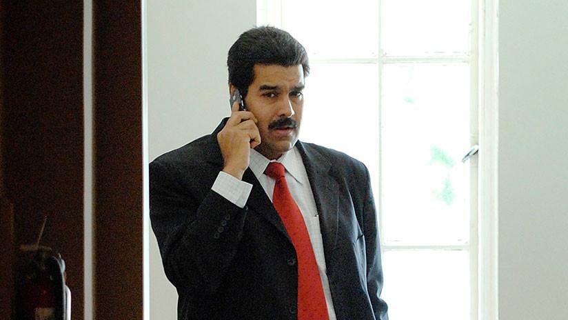 Maduro y Putin sostuvieron conversación telefónica