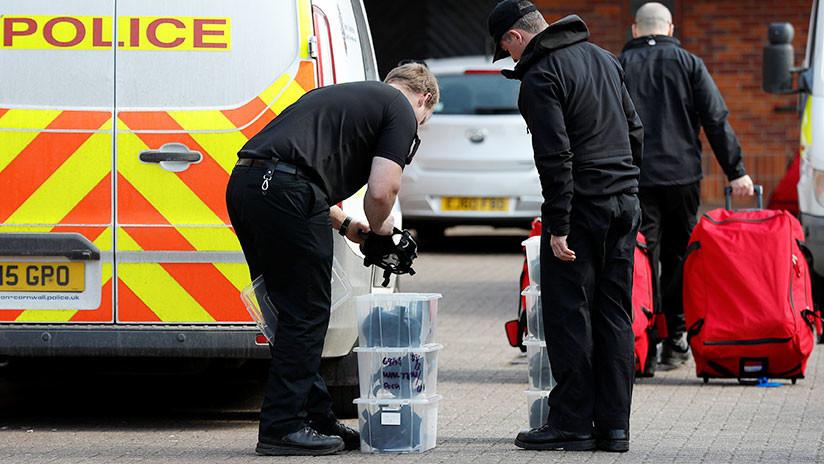 Rusia se muestra dispuesta a cooperar con Reino Unido en la investigación del caso Skripal
