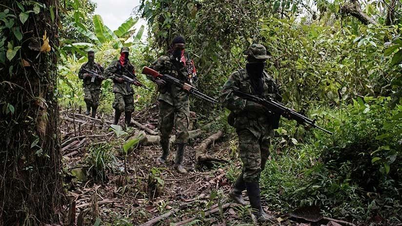 El ELN denuncia que los cárteles mexicanos controlan la frontera entre Colombia y Ecuador