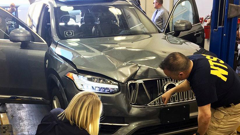 Uber supo de los problemas de sus vehículos autónomos unos meses antes del accidente mortal
