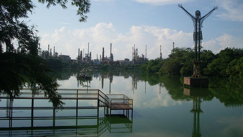 VIDEO, FOTOS: Colombia logra controlar el fuerte derrame de petróleo 20 días después