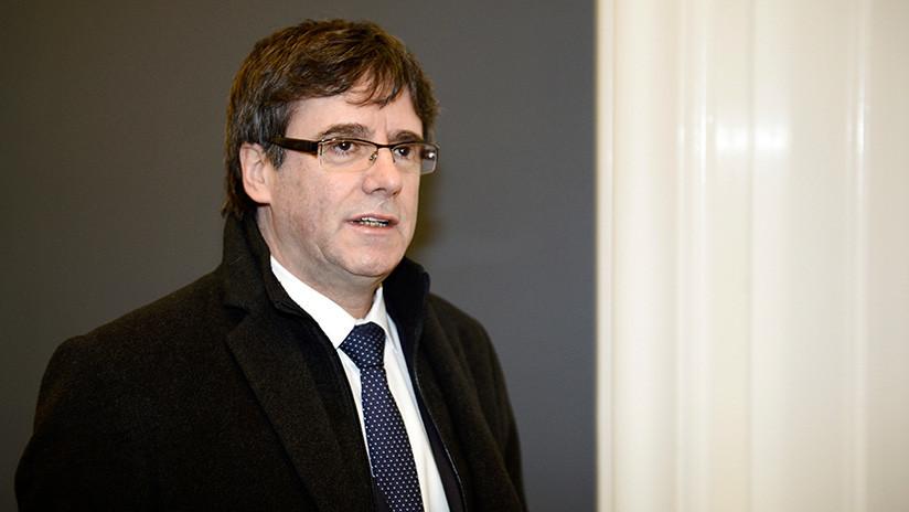 Finlandia recibe la solicitud de España para la extradición de Puigdemont