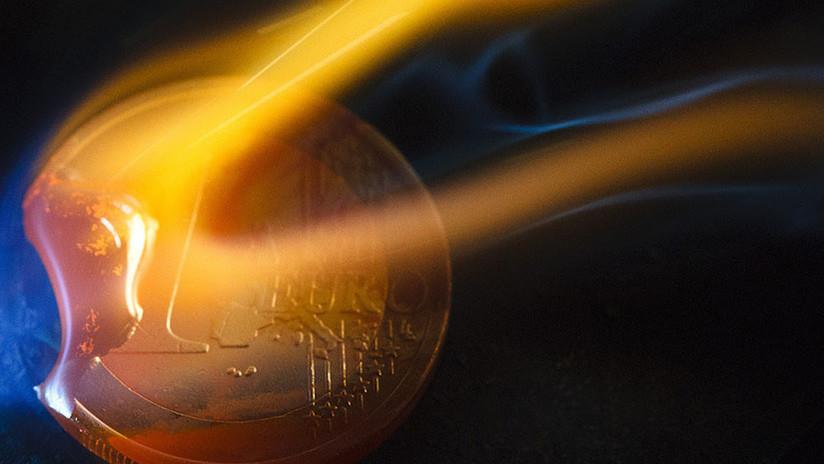 """""""La repatriación del oro en la UE podría conllevar al colapso del euro"""""""