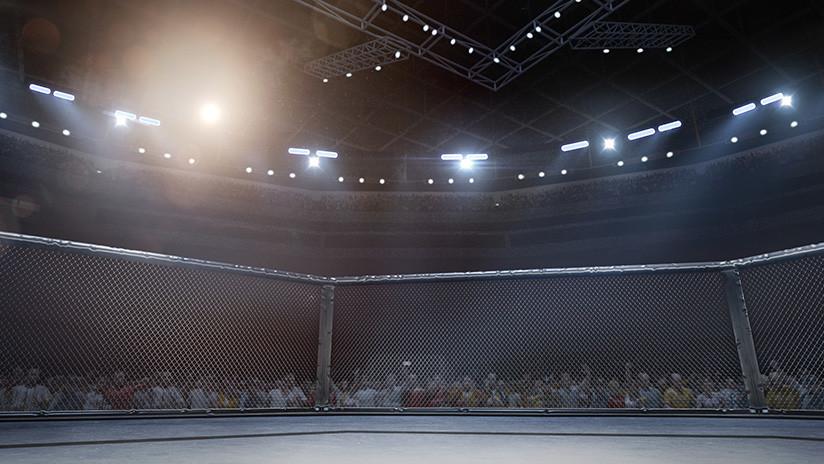 VIDEO: Un luchador de MMA humilla a su oponente noqueado