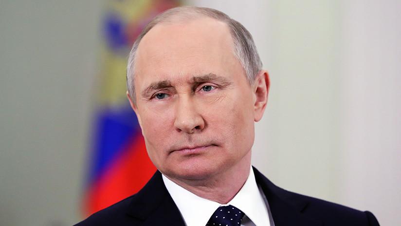 """""""Putin no permitirá que nadie cruce las líneas rojas de los intereses nacionales de Rusia"""""""