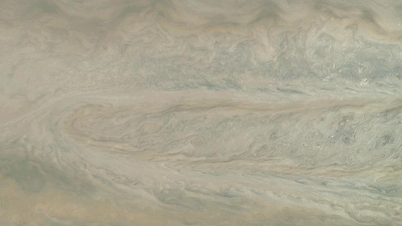 VIDEO: La NASA caza un 'fantasma' en Júpiter