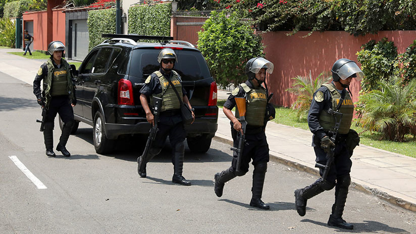 La Justicia peruana ordena el registro de tres viviendas de Kuczynski