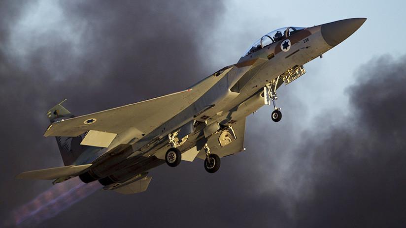 Israel lanza un ataque contra la Franja de Gaza