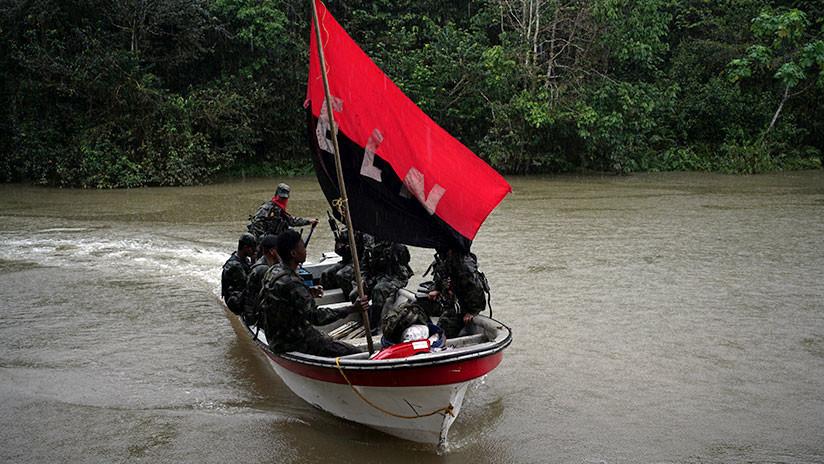 El partido FARC solicita al ELN una 'reunión de urgencia' en Ecuador