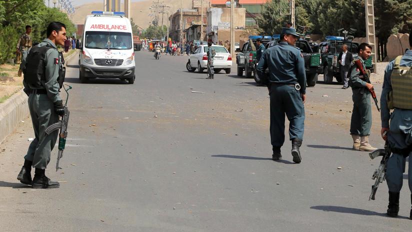 Afganistán: Una explosión en una mezquita deja al menos 1 muerto y 7 heridos (FOTOS)