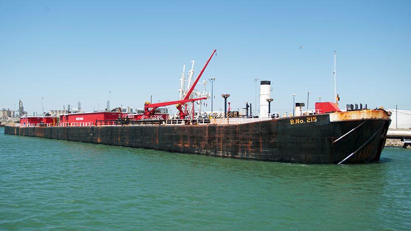 EE.UU.: Una barcaza derrama cerca de 44.000 litros de biodiésel en el río Misisipi