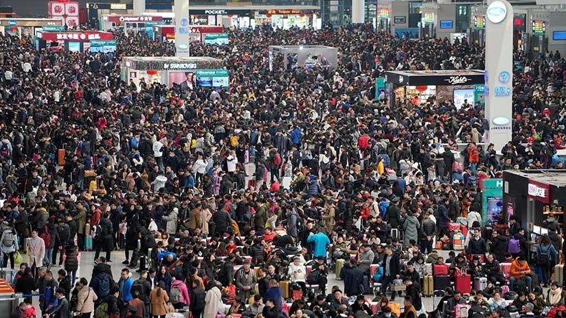 El Gobierno chino planea combatir la superpoblación de Pekín y Shanghái derribando viviendas