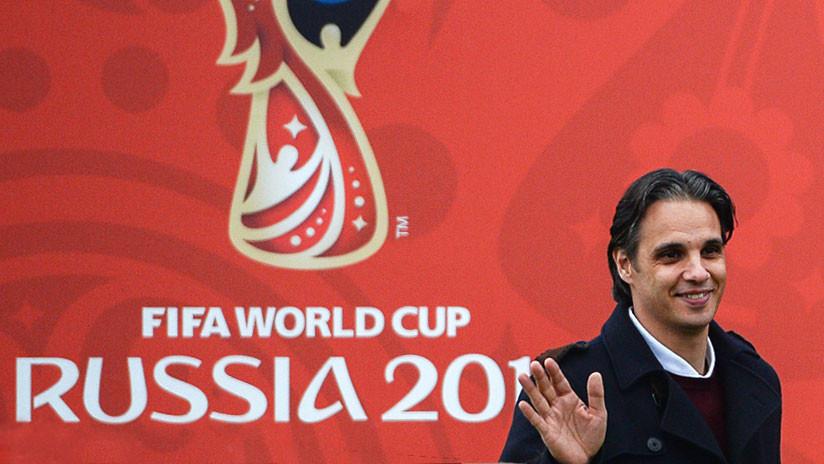 """Nuno Gomes, sobre el Mundial 2018: """"Es fútbol, no es política"""""""