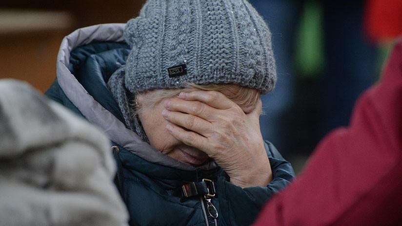 """""""Dile a mi mamá que la quería"""": ¿Por qué hay tantos niños entre las víctimas del incendio en Rusia?"""