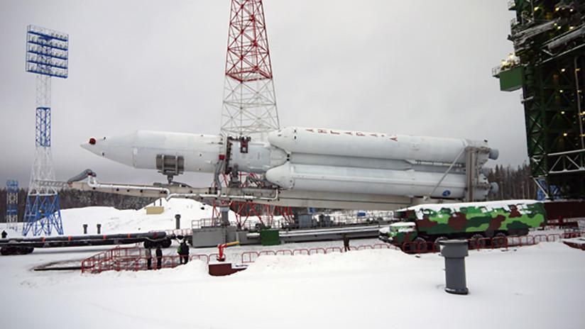 Comienza a fabricarse el primer cohete ruso Angará-A5 que se lanzará desde el cosmódromo Vostochni