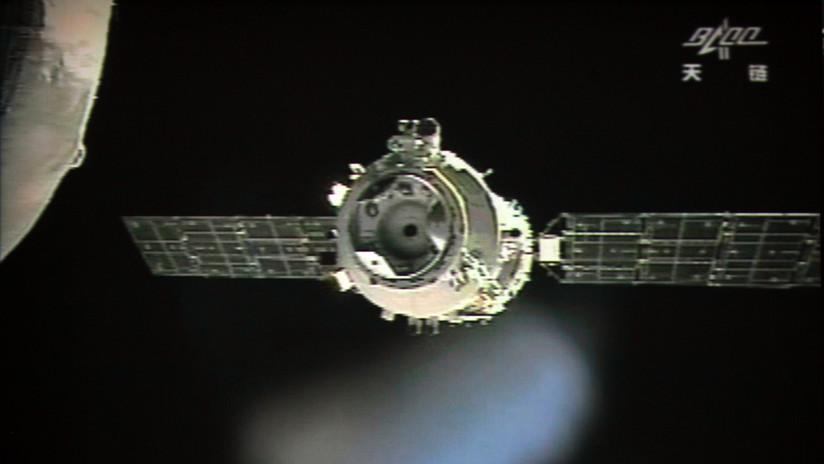 Una lluvia de escombros procedente de una estación espacial china caerá en breve sobre la Tierra
