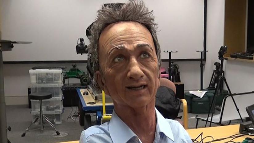 VIDEO: Conozca a Charles, el 'hermano' del robot Sofía, capaz de 'leer' la mente humana