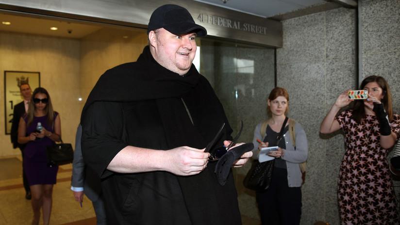 """""""¡Ha terminado!"""": Kim Dotcom gana un proceso judicial contra su extradición a EE.UU."""