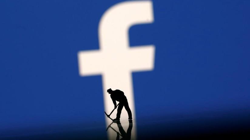 Las acciones de Facebook caen y bajan de los 150 dólares por primera vez desde 2017