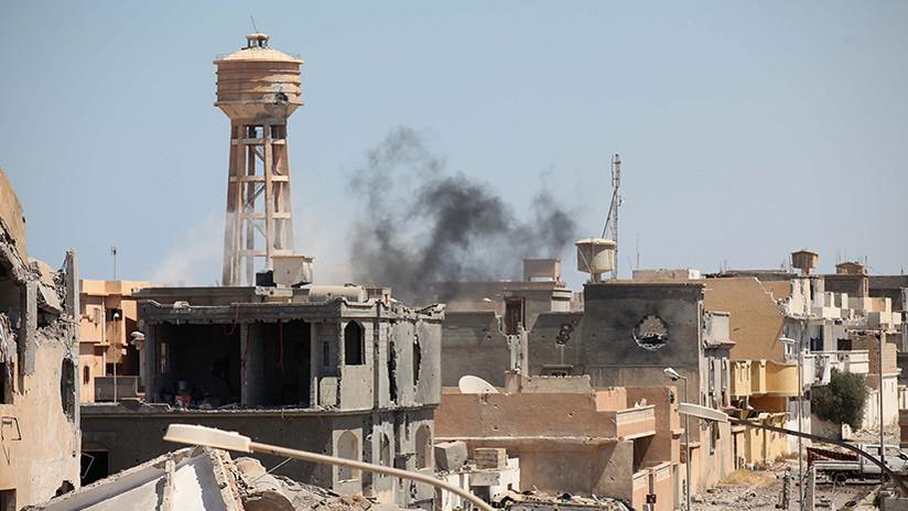 EE.UU. bombardea a Al Qaeda por primera vez en Libia