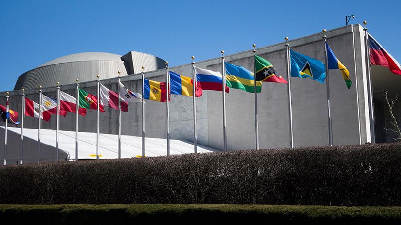 """La expulsión de diplomáticos rusos de EE.UU., demasiado """"sensible"""" para ser comentada por la ONU"""