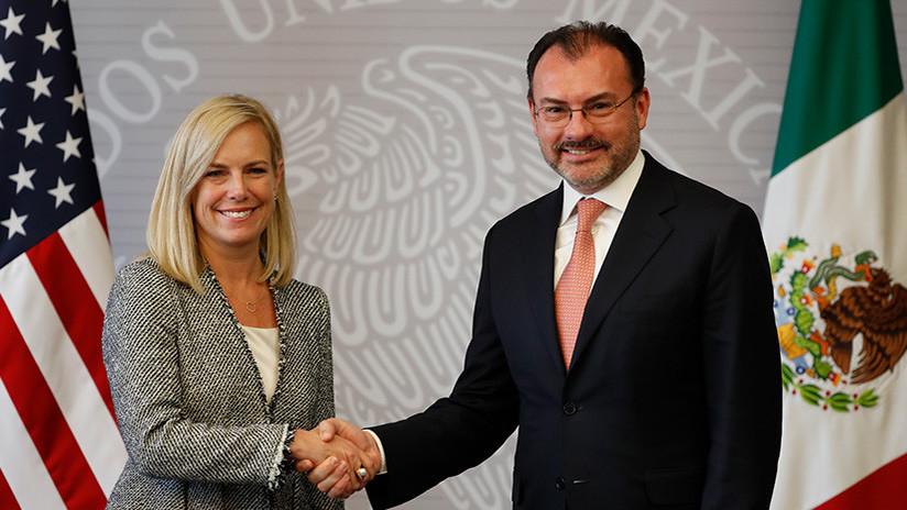 México y EE.UU. suscriben tres acuerdos para facilitar el comercio y las labores aduanales