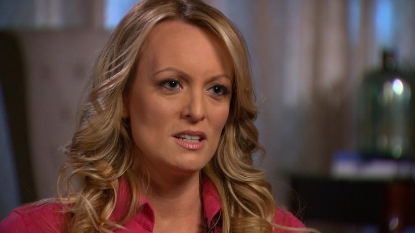 Stormy Daniels demanda al abogado personal de Trump por difamarla