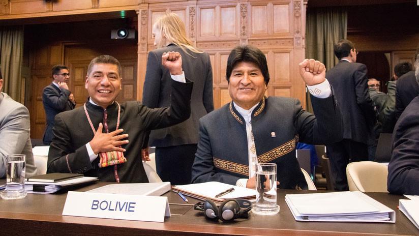 "Bolivia: ""Ni Dios ni la Corona española le otorgaron el litoral boliviano a Chile"""