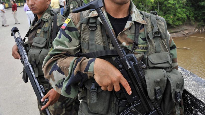 Ecuador: Dos periodistas y un conductor secuestrados en la frontera con Colombia