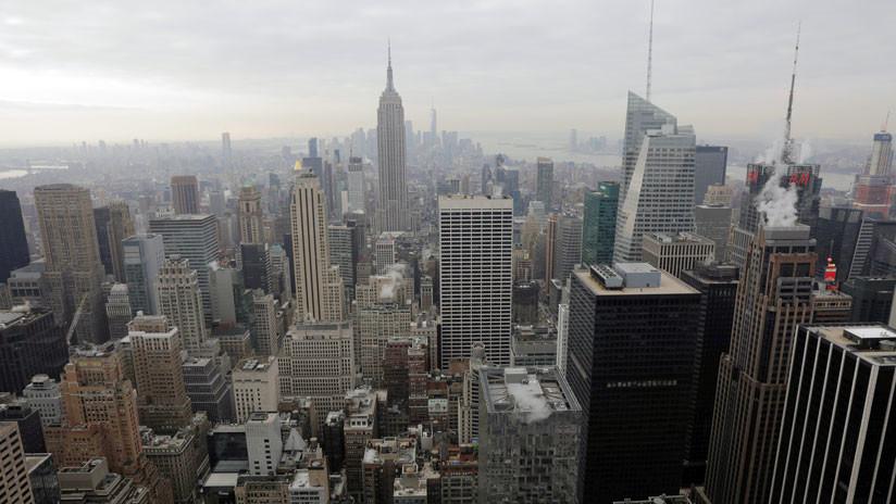 Una 'ciudad vacía' crece rápidamente dentro de Nueva York