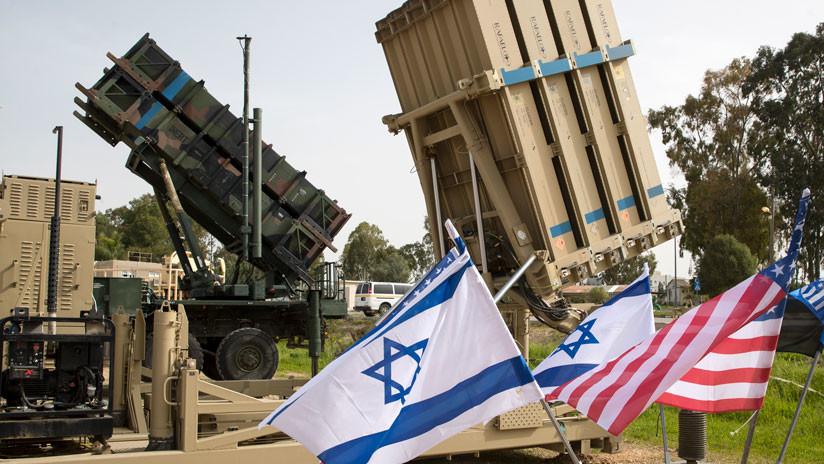 """Israel elogia la ayuda militar """"récord"""" de Washington de 705 millones de dólares"""