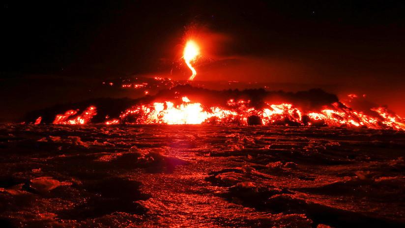 Confirmado: El volcán Etna se desliza hacia el mar y abre el riesgo de catastróficos tsunamis