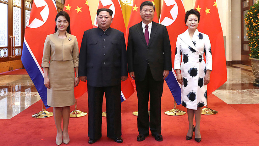 Japón espera explicaciones de China por la visita de Kim Jong-un a Pekín