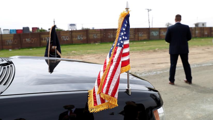 Las dos opciones que contempló Trump en consultas privadas para costear el muro con México
